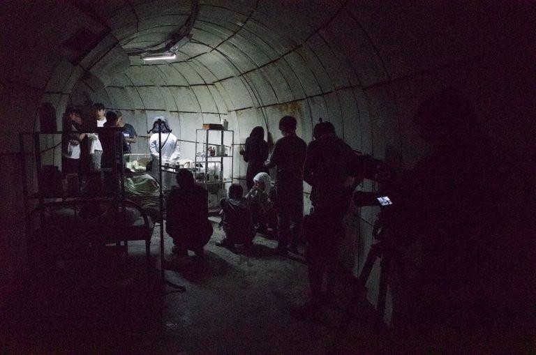 《地洞》劇照。圖/台北電影節提供