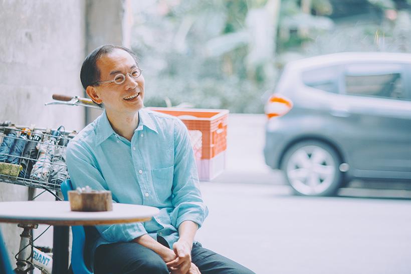 林俊颕|联合文学杂志|联合文学生活志