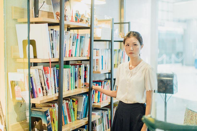 韓麗珠|聯合文學雜誌|聯合文學生活誌