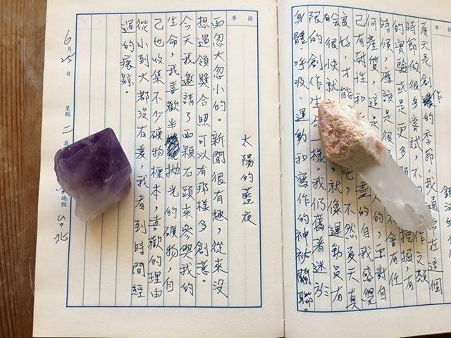 手寫日記|六月|騷夏|6/25
