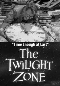 Lynn Venable 〈Time Enough at Last 〉(1953)